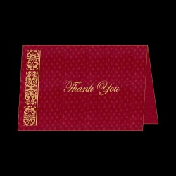 ThankU-63 (Thank You Card Folded View)