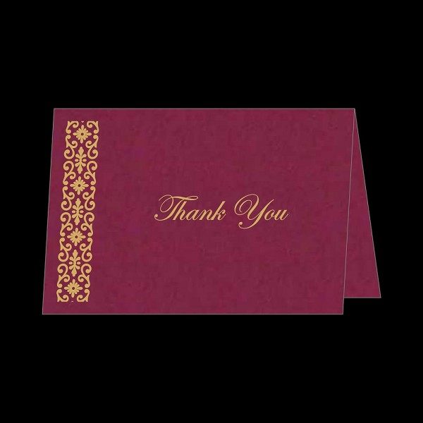 ThankU-64 (Thank You Card Folded View)