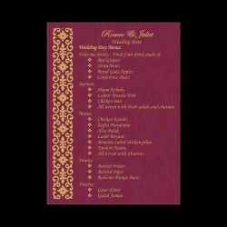 Menu-64 (Menu Card View)